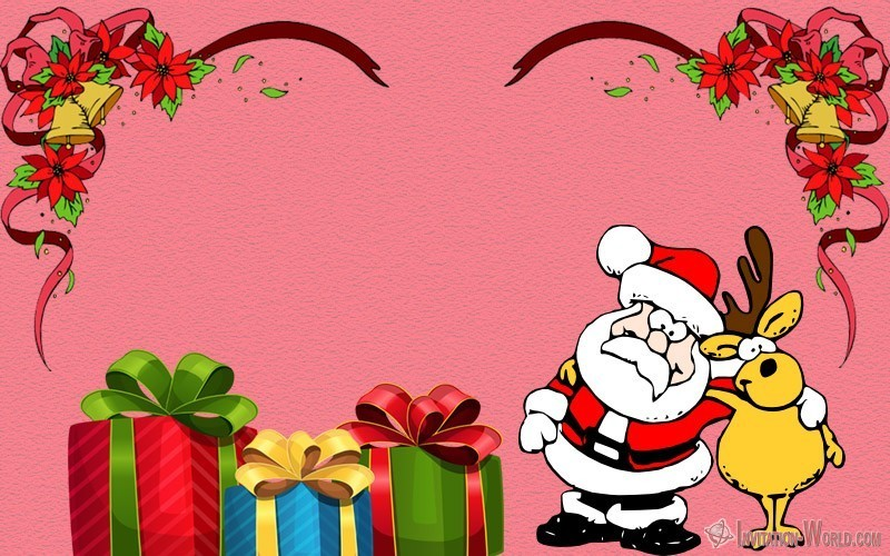 Christmas Invitation 150x150 - Christmas Party Free Template