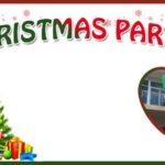Christmas Party Free Template 150x150 - Christmas Invitation
