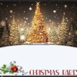 Christmas Party Invitation 150x150 - Christmas Party Free Template