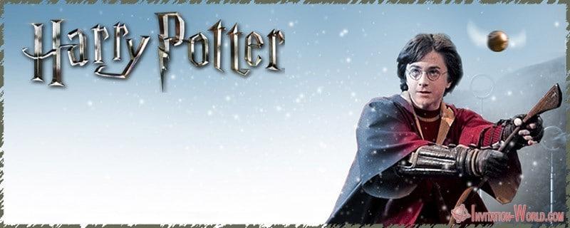 Custom Harry Potter Invitation Card - 9+ Free Harry Potter DIY Invitations