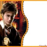 DIY Harry Potter Invitation Card 150x150 - Editable Harry Potter Birthday Template