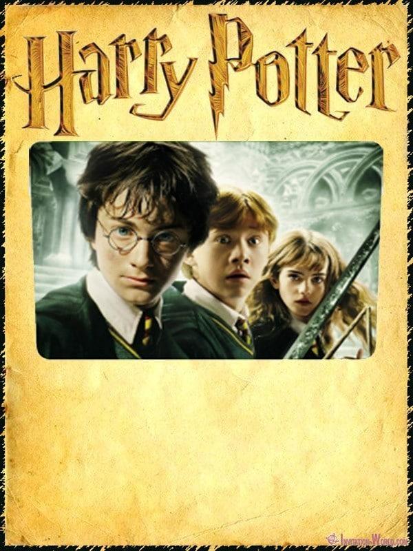 Editable Harry Potter Birthday Template 150x150 - DIY Harry Potter Invitation Card