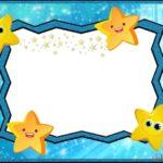 Free Online Twinkle twinkle little star Invitation 150x150 - Custom Twinkle Twinkle Little Star Template
