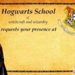 Harry Potter Birthday Invitation 150x150 - Editable Harry Potter Birthday Template