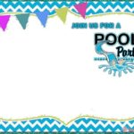 Pool Party Invitation Template 150x150 - Pool Party Invite