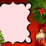 Printable Christmas Template 150x150 - Christmas Invitation Template