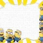 Minion Invitation Design 150x150 - Minion Invitation Card Design