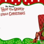 How the Grinch Stole Christmas Free Invitation 150x150 - Grinch Invitation Empty