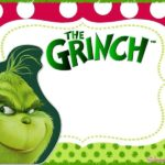 How the Grinch Stole Christmas Invitation 150x150 - How the Grinch Stole Christmas Free Invitation