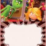 The Grinch 2018 Printable Invitation 150x150 - The Grinch Party Invitation