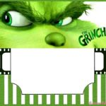 The Grinch Party Invitation 150x150 - The Grinch 2018 Printable Invitation