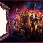Free Avengers Template 150x150 - Avengers Invitation Template Blank