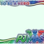 Free Editable PJ Masks Birthday Invitation 150x150 - Free PJ MASKS Invitation Card