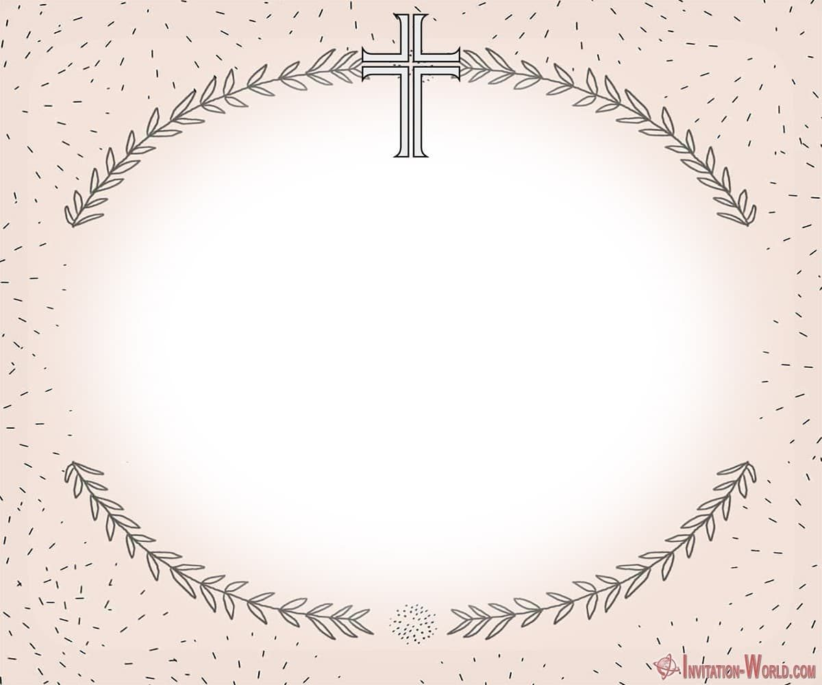 Free First Holy Communion Invitation 1200x1000 - First Communion Invitation Cards