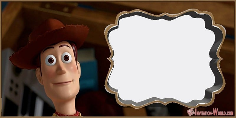 Free Printable Toy Story Template - Toy Story Invitations - Free Download