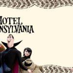Hotel Transylvania Invitation Blank