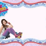 Soy Luna party Invitation Card 150x150 - Soy Luna Invitation Template