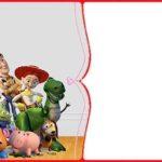 Toy Story invitation Blank 150x150 - Toy Story birthday party invitation free