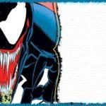 Venom Invitation Card Template