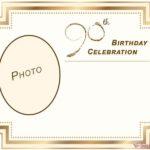 free printable 90th birthday invitation