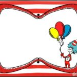 Dr. Seuss Birthday Invitation Blank 150x150 - Dr. Seuss Template