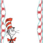 Dr. Seuss The Cat in the Hat Invitation Card 150x150 - Dr. Seuss Template