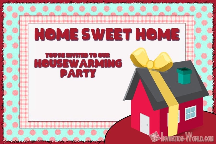 House warming party invitation - ❤️ Housewarming Party Invitations