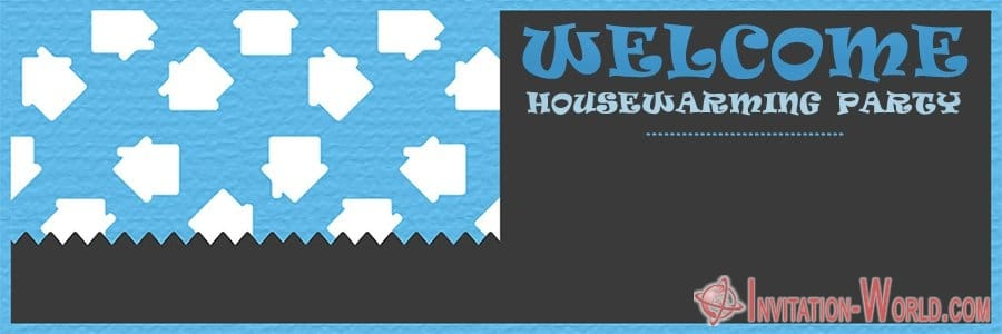 House warming template design - ❤️ Housewarming Party Invitations