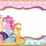My Little Pony Invitation Card 150x150 - My Little Pony Invitation