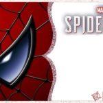 Marvel Spiderman Invitation Card