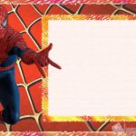 Spider-Man Party Invitation