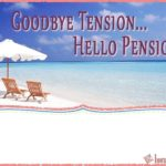 Retirement Invitation Template Free