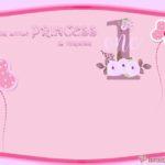 1st birthday invitation for girls 150x150 - 1st birthday invitation template blank
