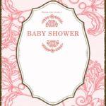 Baby Shower Invitation Template 150x150 - Baby Shower Invitation Template for Girls