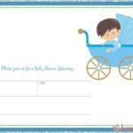Baby Shower party Invitation 150x150 - Boy Baby Shower Invitation Card