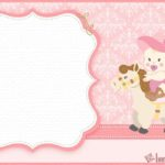 Cute Template for Baby Shower Invitation 150x150 - Editable Baby Shower Invitation Card