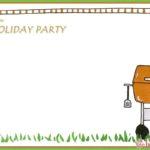 Editable Invitation
