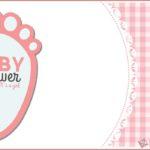 Free Editable Baby Shower Invitation Template 150x150 - Free Baby Shower Invitation Template Pink