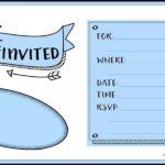 Free Printable Holiday Party Invitation