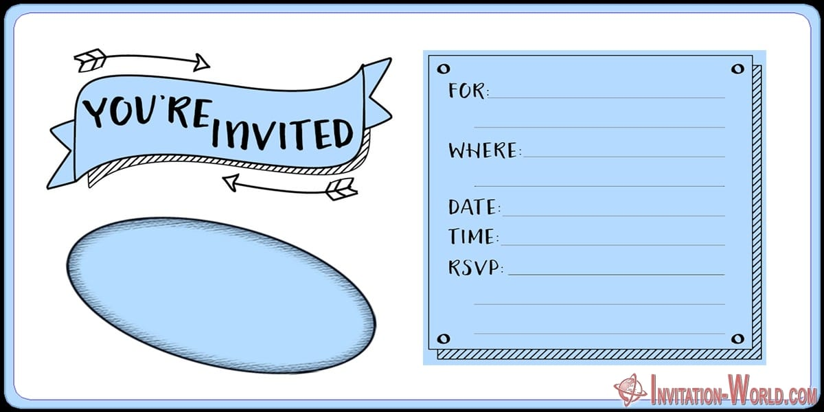 Free Printable Holiday Party Invitation 1200x600 - Holiday Party Invitations FREE Templates