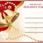 Holiday Party Invitation FREE