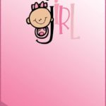 Its a Girl Free Template for Baby Shower 150x150 - Little Princess Shower Invitation