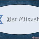 Bar Mitzvah Template 150x150 - Free Bar Mitzvah invitation