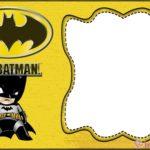 Free Batman Invitation Template