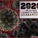 Funny Coronavirus Template Card 150x150 - Free Printable Coronavirus virtual party digital invitation